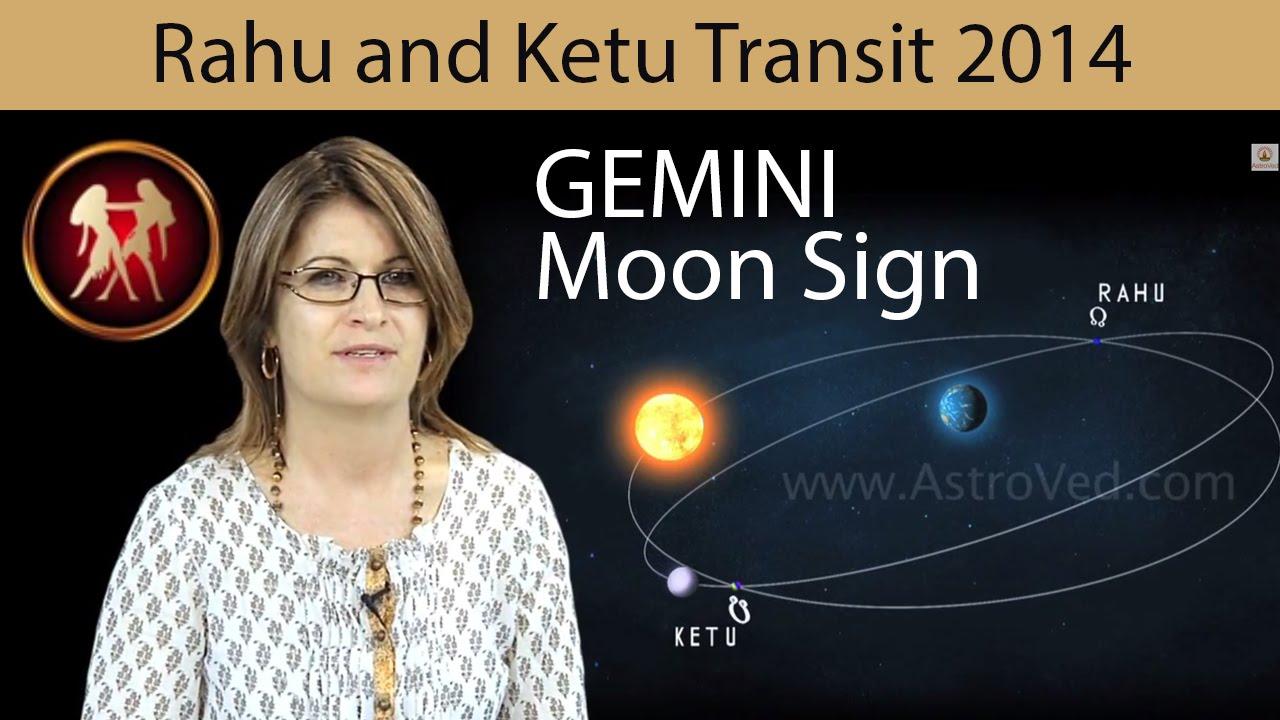 Rahu - Ketu Transit Predictions for Gemini Moon Sign (2014 - 2015)