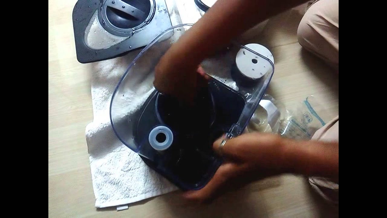 How To Change Germkill Kit Of Pureit Youtube Water Purifier Classic 9l