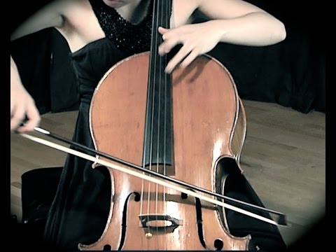 Hallelujah (Leonard Cohen)- cello cover