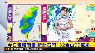 氣象時間 1090126 晚間氣象 東森新聞