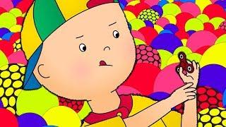 Caillou em Português ★ Caillou e o Novo Brinquedo ★ Episódios Completos ★ Desenho Animado