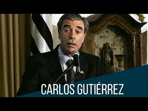 Carlos Gutiérrez: de crítico a defensor de la normalización Cuba/EE UU