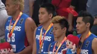 GILAS PILIPINAS 3.0 Highlights || FIBA Asia Championships 2015 || Silver Medalist