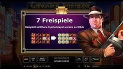 Gangster Paradise kostenlos spielen - Novomatic / Redline