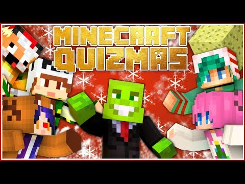 Minecraft Youtuber Quizmas Christmas Challenge! thumbnail