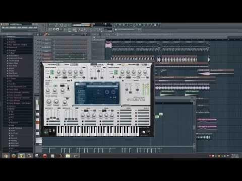 Calvin Harris & R3hab - Burnin' [FL Studio Remake + FREE FLP]