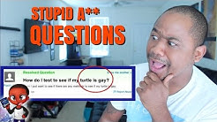 Dumbest Fails #54 | STUPID QUESTIONS On The Internet - Yahoo Answers (part 2)