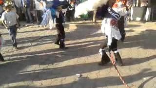 Carnaval, Culebra, Papalotla Tlaxcala Barrio Potrero