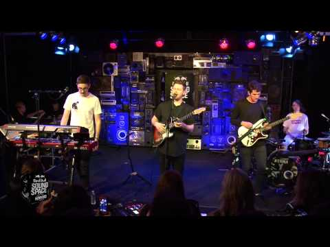 Alt-J - Breezeblocks [Live at The KROQ Red Bull Sound Space]