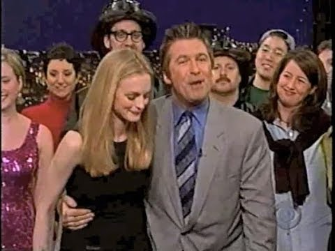 Alec Baldwin, Heather Graham, + Bonus on Late Show, April 1, 1998