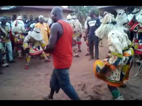 Download Igala masquerade ukpoku dancing #non-Egwu