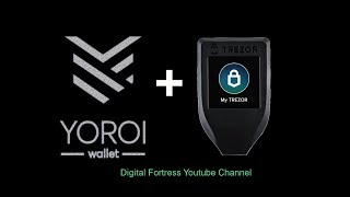 Trezor to Yoroi from scratch for Cardano (January 2019)