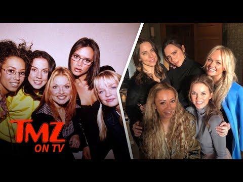 Victoria Beckham Is Still A Spice Girl, Kinda | TMZ TV