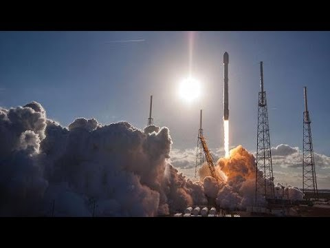 Live SpaceX CRS 14 Mission Launch