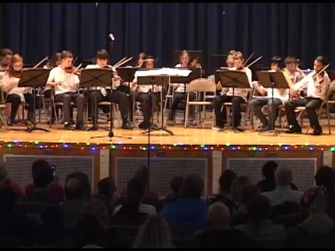 OL Smith Instrumental Concert Dec2014