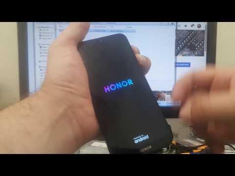 FRP! Honor 8S KSA-LX9 EMUI 9.1.0 Авторское, бесплатное решение. Сброс аккаунта. World First.
