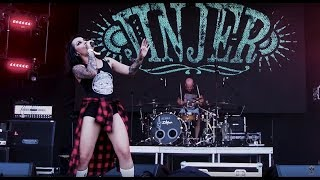 JINJER - Words of Wisdom (Live) | Napalm Records