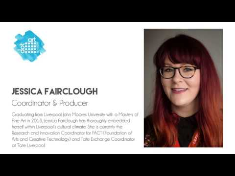 dot art Schools / Tate Exchange / Jess Fairclough Talk