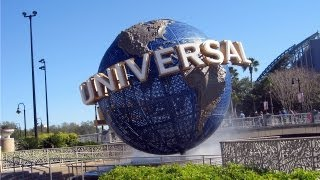 Universal Studios Florida 2013 Tour and Overview - Universal Orlando Resort HD