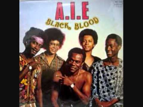 A. I. E. (A Mwana) - Black Blood (1975)