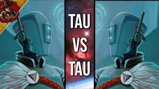 Tau Protector vs Tau Merchant | Ranked 1v1 | Battlefleet Gothic Armada 2