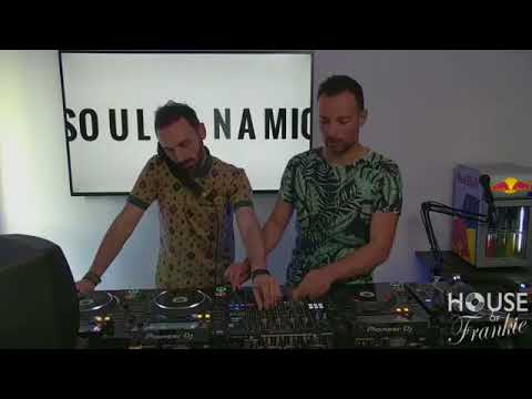Souldynamic Dj set at House of Frankie HQ Milano