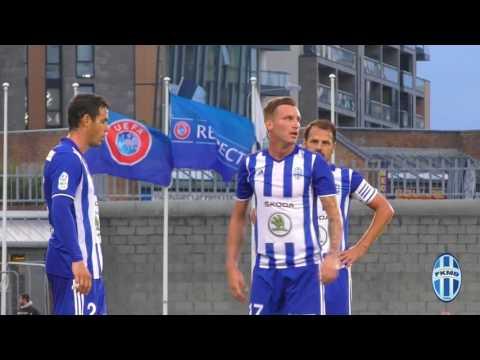 Sestřih utkání Shamrock Rovers FC   FK Mladá Boleslav