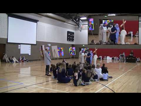 03.28.18 - Trinity Elementary School Passion Play