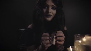[ASMR] Goth Girl Gets You Ready Roleplay  - Doing Your Makeup & Piercing {Personal Attention}