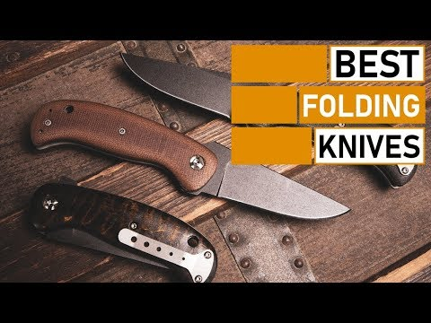 Top 5 Best Folding Knives For Outdoors & Survival
