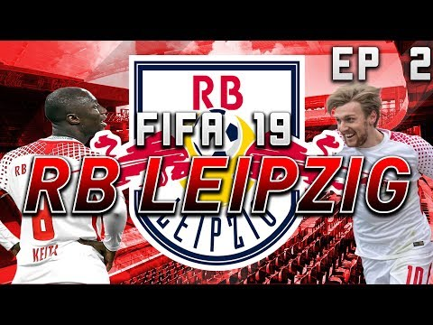 FIFA 19 RB Leipzig Career Mode Ep 2 | SO MANY GOALS!