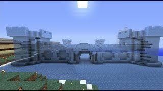 JL2579's SMP server tour #16: Frosty Creations