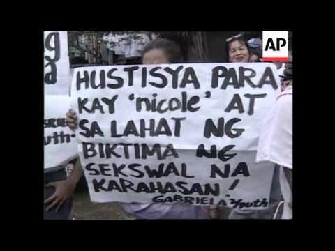 PHILIPPINES: BRITISH MAN SENTENCED TO DEATH FOR RAPE