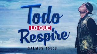 Edgar Jimenez (Daimond) Tema: Todo Lo Que Respire(video lyric)