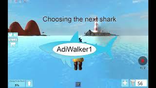 Main Roblox - Adi Walker1 - Shark Bite