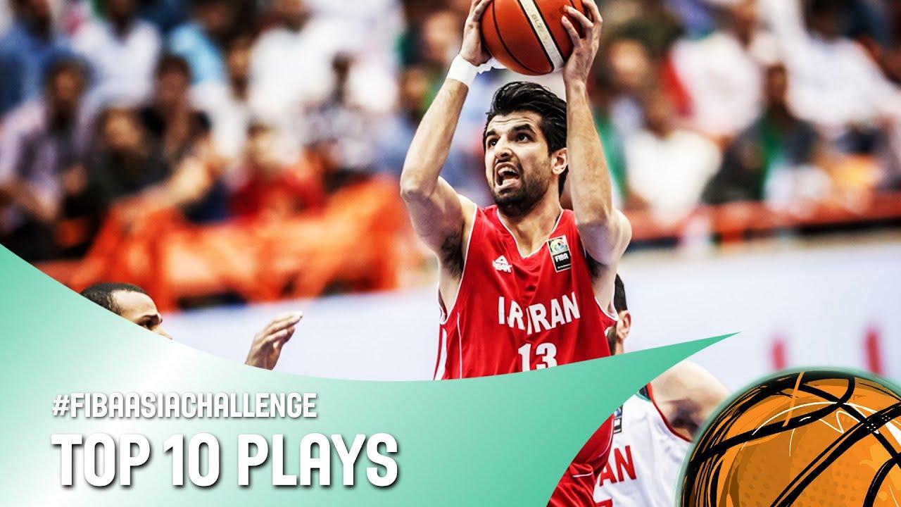 Top 10 Plays - FIBA Asia Challenge 2016