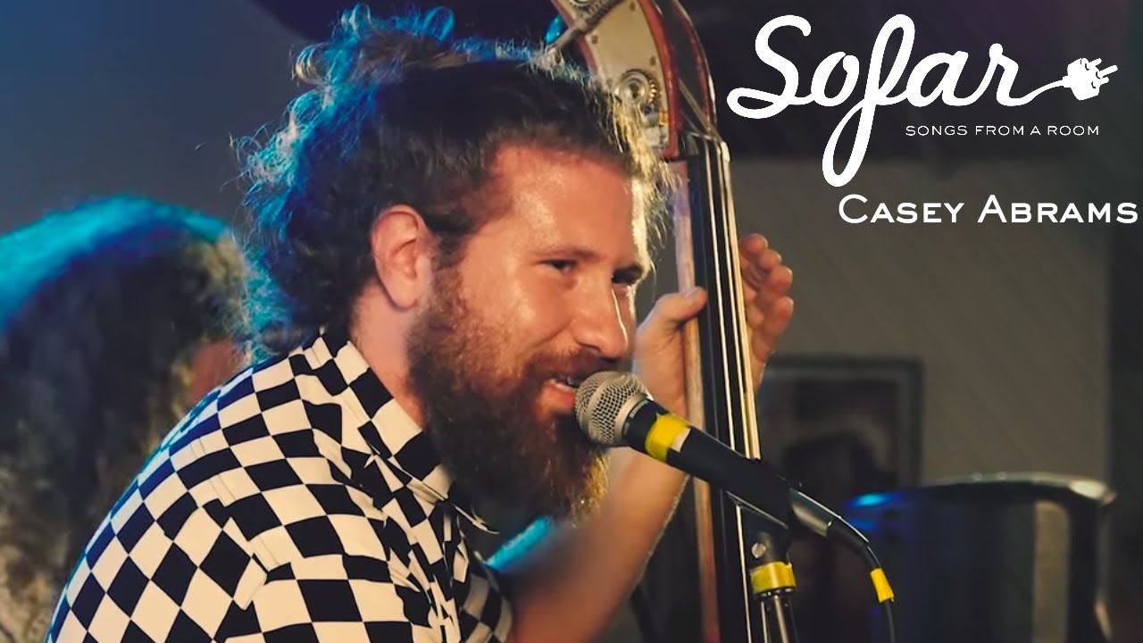Casey Abrams - Let's Make Out | Sofar Los Angeles