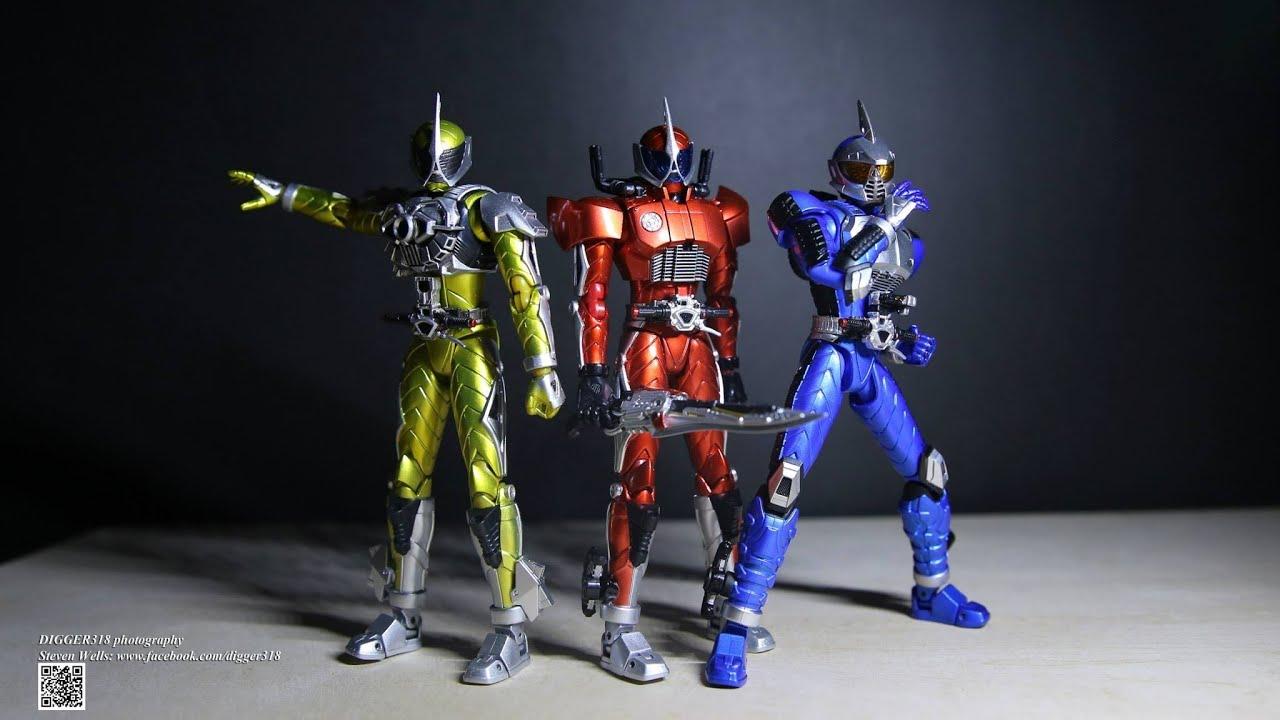 My Shiny Toy Robots: Favourite Toys of 2017  Kamen Rider Accel
