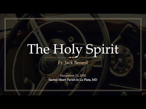 The Holy Spirit: RCIA Class 6