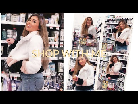 Shop With Me At Shoppers Drug Mart + TESTING NEW SKIN CARE PRODUCTS! | Chloe Zadori