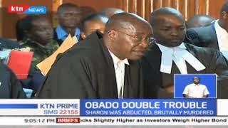 Obado to plead his innocence in twin murder case
