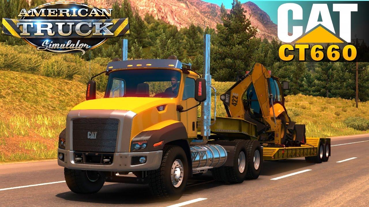 Caterpillar truck ct660