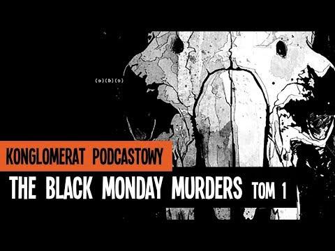 The Black Monday Murders. Tom 1. Chwała mamonie - komiks - recenzja