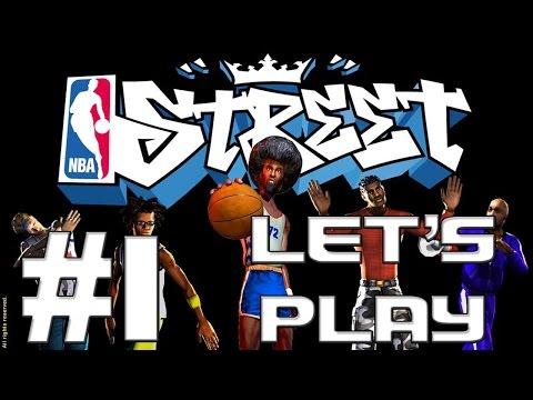 Let's Play: NBA Street - Part 1/Queen B
