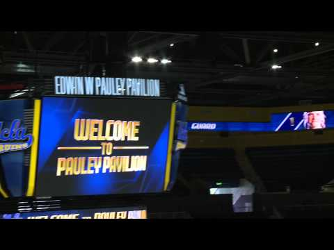 Inside look at the new Pauley Pavilion
