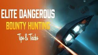 Elite Dangerous Tutorial - Bounty Hunting (Tips & Tricks)