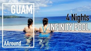 Guam Travel Guide l Sheraton Resort Infinity Pool l Dusit Thani Resort l Dolphin Tour l Travel Vlog