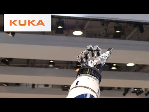 Partner Highlight | Schunk | KUKA @ Hannover Fair 2018