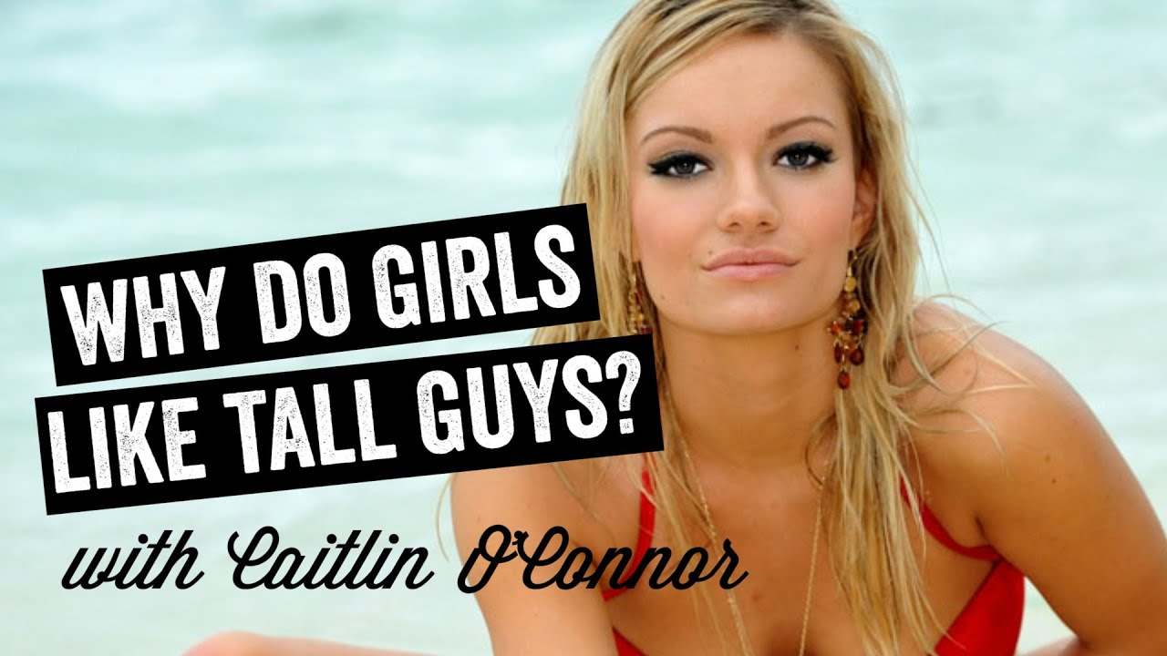 Why Do Girls Like Tall Guys W Caitlin O Connor - Youtube-3499