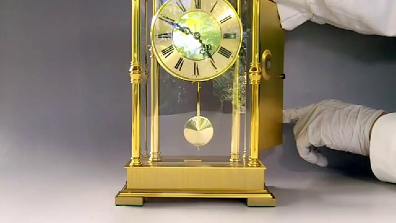 Germany swinging pendalum clock